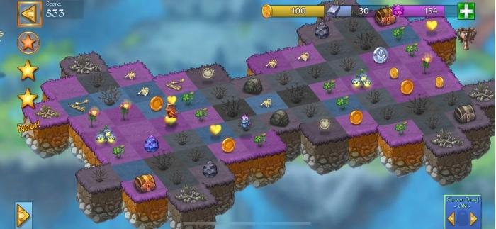 Merge Dragons screenshot