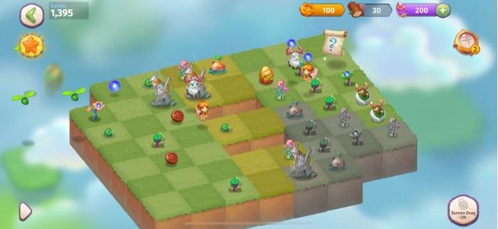 Merge Magic screenshot
