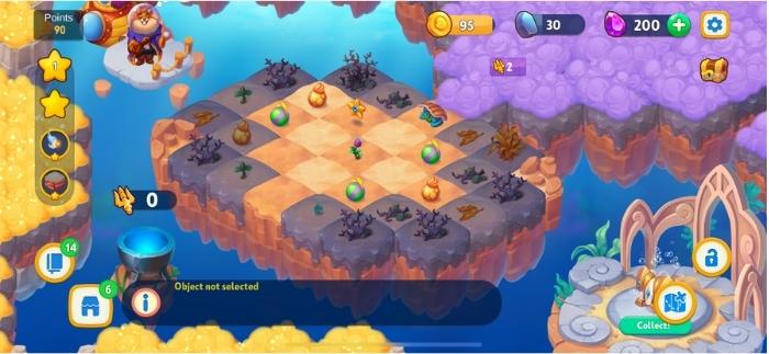 Sea Merge screenshot